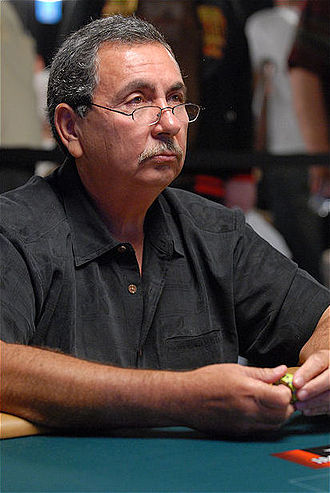 Brad Daugherty (poker player) - Daugherty at the 2009 World Series of Poker
