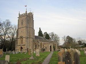 Bradford on Tone - St Giles' church