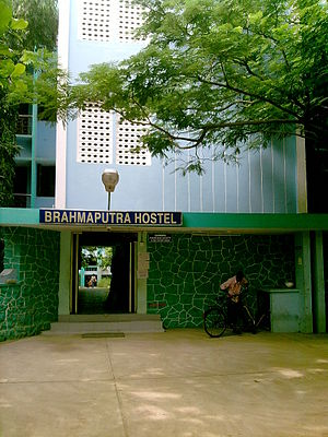 Indian Institute of Technology Madras - Brahmaputra Hostel