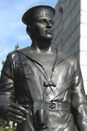 County of Brant - War Monument in Brantford, Ontario