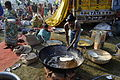 Breakfast preparation, Jan Satyagraha 2012, Agra.jpg