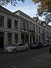 foto van Dubbel woonhuis in eclectische stijl