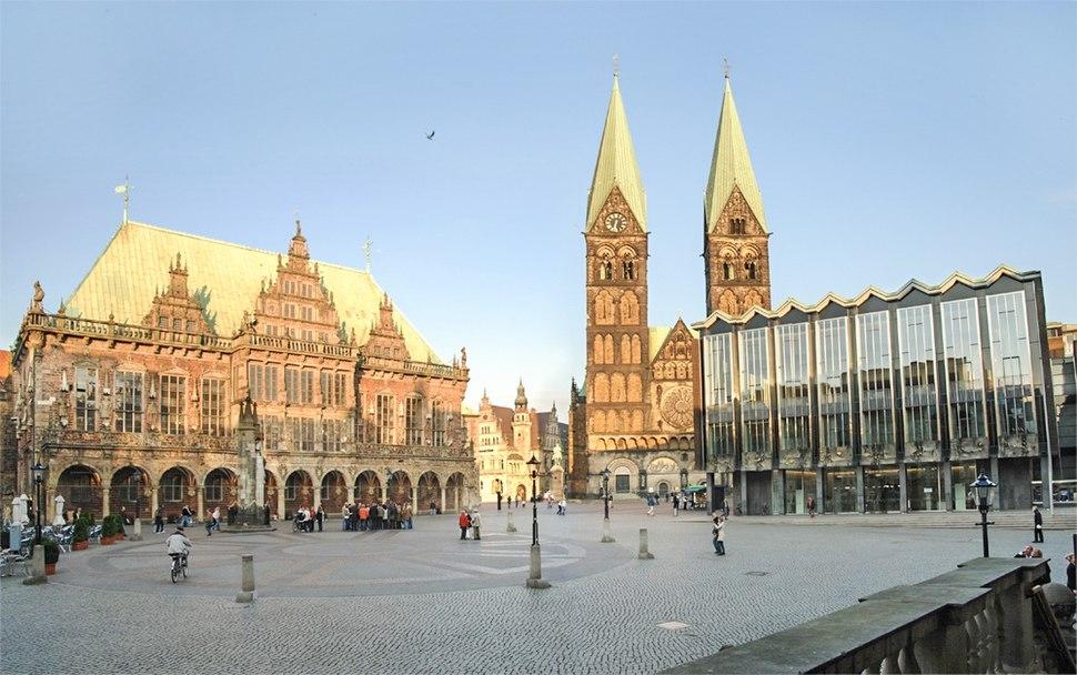 Bremen-rathaus-dom-buergerschaft