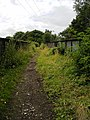 Bridge over disused railway - geograph.org.uk - 908996.jpg