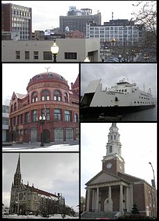 Bridgeport, Connecticut City in Connecticut, United States
