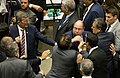 Briga-sessão-câmara-denúncia-temer-Wladimir-costa-Foto -Lula-Marques-agência-PT-6 - 36202115571.jpg