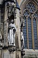 Bristol. Cathedral. Side. Detail of statues.jpg
