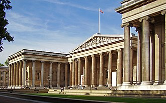 The museum's main entrance British Museum from NE 2 (cropped).JPG