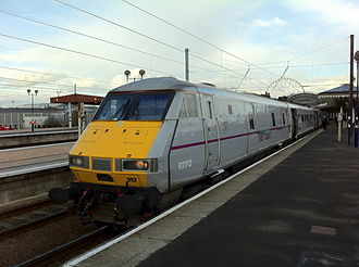 Passenger rail franchising in Great Britain - Temporary public ownership: East Coast was brought in to run the failed InterCity East Coast franchise in 2009