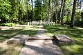 British soldiers' graves and monument at Forest cemetery (Meža kapi) - Igors Jefimovs - Panoramio.jpg