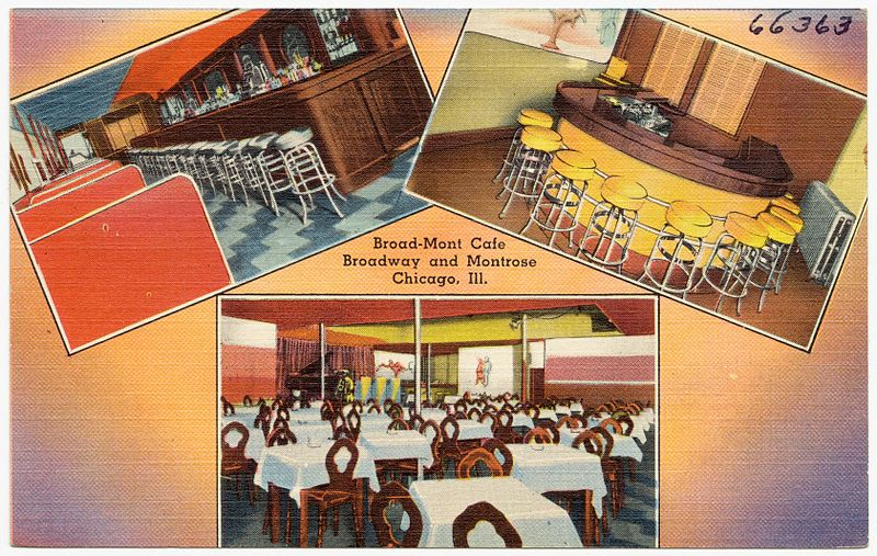 Montrose Cafe Chicago