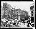Broadway, Cortdland (i.e., Cortlandt) to Liberty St. LCCN90710128.jpg