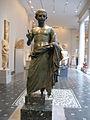 Bronze statue of an aristocratic boy-Metropolitan museum of art.jpg
