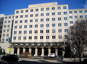 The Brookings Institution located at 1775 Mass...
