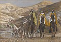 Brooklyn Museum - The Magi Journeying (Les rois mages en voyage) - James Tissot - overall.jpg