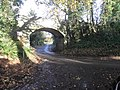 Brookmount Railway Bridge - geograph.org.uk - 1591626.jpg