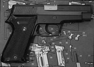 Browning Arms Company - Browning BDA 45