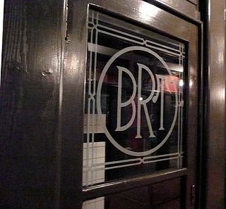 Brooklyn Rapid Transit Company Former transit holding company in New York City