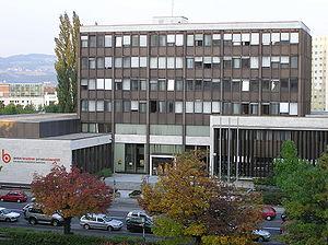 Anton Bruckner Private University - Old building of Anton Bruckner Private University