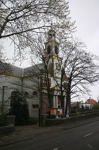 Waddinxveen - Image: Brugkerk Waddinxveen