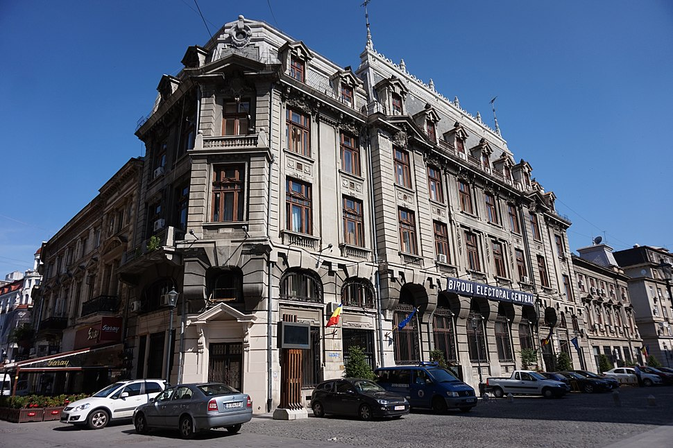 Bucharest - building 6