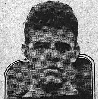 1915 College Football All-Southern Team - Walter Neville
