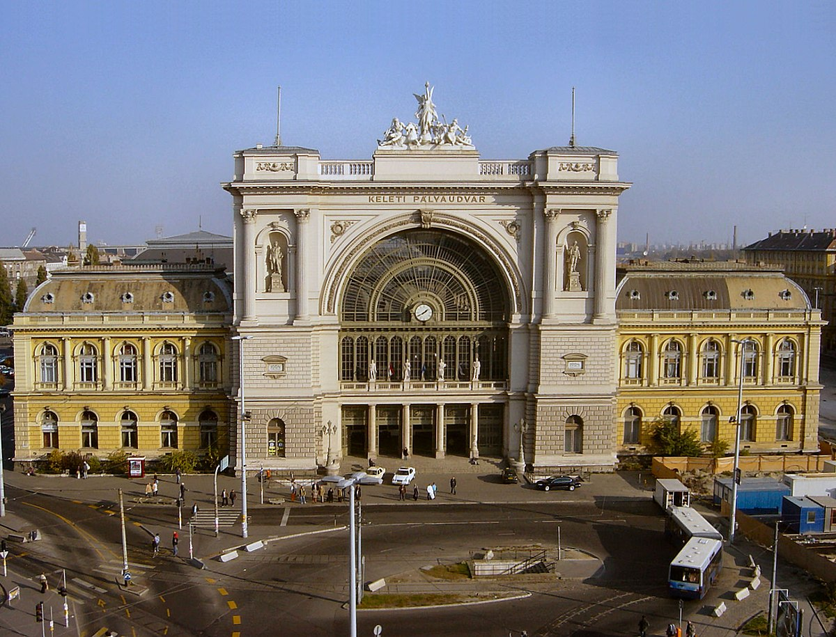 Gara Keleti Budapesta Wikipedia