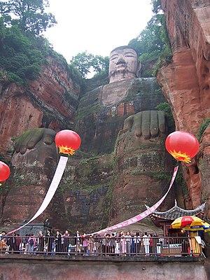 Leshan - Buddha Leshan