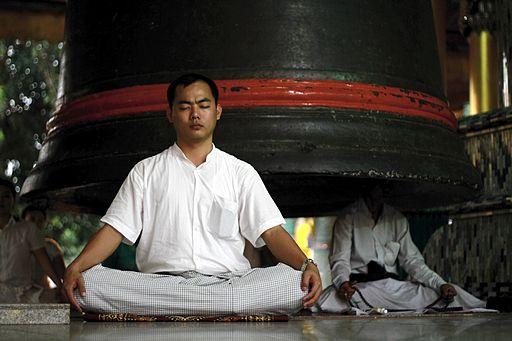 Buddhism-meditation-burma