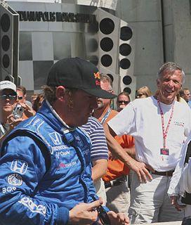 Buddy Rice American racing driver