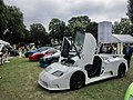 Bugatti EB110 at Chelsea Auto Legends 2012 (Ank Kumar) 02.jpg