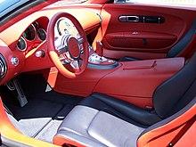 Interior Bugatti Veyron on Wgpagename   Bugatti Veyron 16 4   Wgtitle   Bugatti Veyron