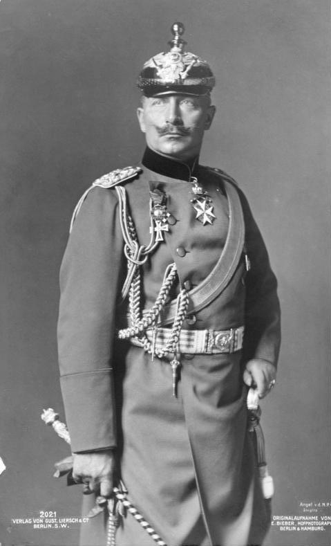 Bundesarchiv Bild 146-1991-076-14A, Kaiser Wilhelm II.