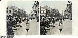 Bundesarchiv Bild 146-2006-0152, Lodz, Einzug deutscher Truppen
