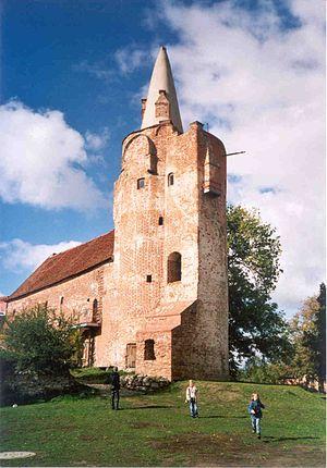 Breest - Klempenow Castle