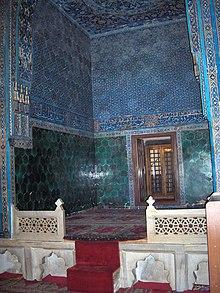 Grüne Moschee – Wikipedia