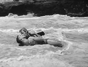 Burt Lancaster - With Deborah Kerr in From Here to Eternity (1953)