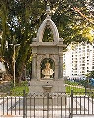 John L.W. Paterson Bust