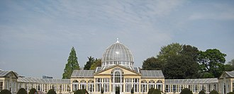 The Caterpillar (song) - The music video was shot in the Great Conservatory, Syon Park.