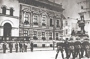 Bloody Sunday (1939) - Poles shot by Germans in Bydgoszcz, 9 September 1939