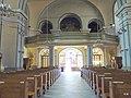 Bytom - wnętrze kościoła p.w. Św. Wojciecha - panoramio (4).jpg