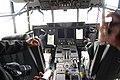 C-130J Hercules landing Lielvarde (14449991782).jpg