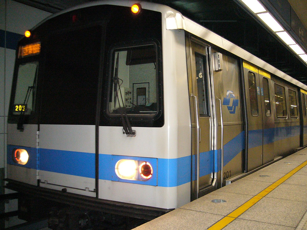 Cars On Line >> Taipei Metro C341 - Wikipedia