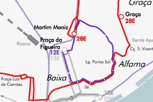 mapa carris pdf 12E CCFL – Wikipédia, a enciclopédia livre mapa carris pdf