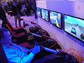 CES 2012 - Panasonic Asphalt 5 Online racing battle (6764016979).jpg