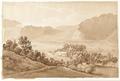 CH-NB - Thun, Umgebung, Schadau und Thunersee von Nordosten - Collection Gugelmann - GS-GUGE-JUILLERAT-C-1.tif