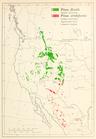 CL-08 Pinus flexilis & Pinus strobiformis range map.png