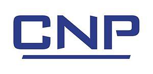 Compagnie Nationale à Portefeuille - Image: CNP Logo