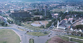 Central Jakarta - Image: COLLECTIE TROPENMUSEUM Istiqlal 20025716 20025717 merged