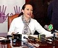 CONFERENCIA DE PRENSA DE CANCILLER MARIA FERNANDA ESPINOSA SOBRE REUNIÓN DE CONAMU. 02.08.07 MRECI (987065094).jpg